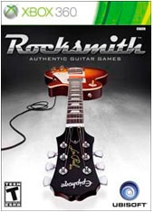 Rocksmith sin cable Xbox 360