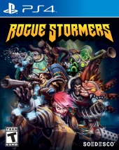 Rogue, Stormers, PS4, play4, play 4, playstation4, play station 4, ps 4, black forest, black forest games