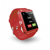 Smartwatch Bluetooth 1.5 Rojo Microlab