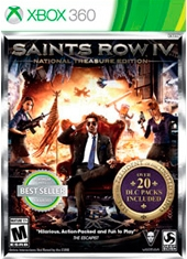Saints Row IV National Treasure Editon Xbox 360