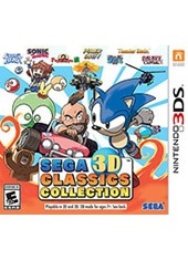 Sega 3D Classic Collection 3DS