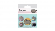 Set,De,Chapas,Pusheen,The,Cat,Fancy,Microplay