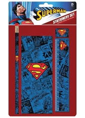 Set Escritorio Superman SR71822