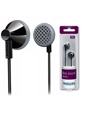 Audifono In-Ear Negro SHE2000 Philips