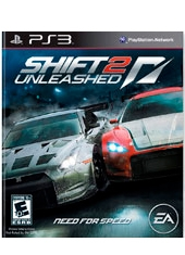 Need for Speed (NFS) Shift 2 Unleashed PS3