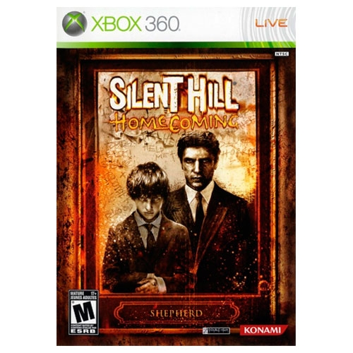 Silent Hill Homecoming Xbox 360