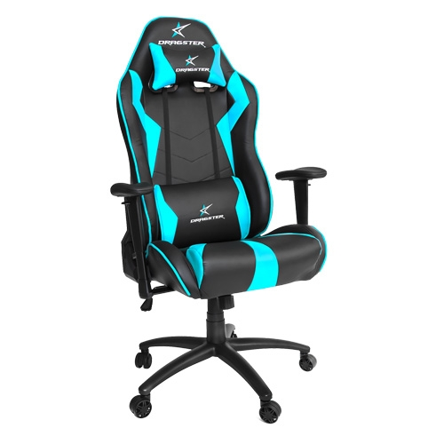 Silla Gaming GT500 Azul Dragster