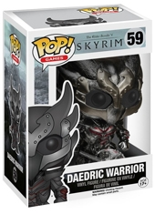 Figura POP! Skyrim Daedric Warrior