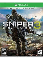 Sniper Ghost Warrior 3 Xbox One