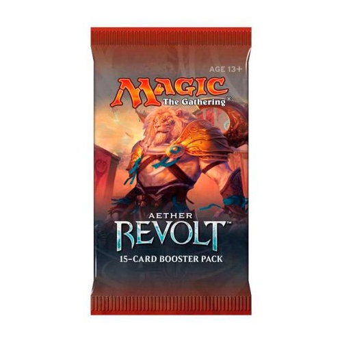 Sobre Cartas Magic AEther Revolt Ingles
