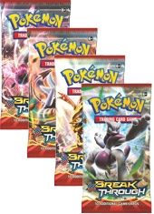 Sobre Cartas Pokémon XY8 BREAKthrough TCG