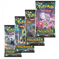 Sobre Pokemon Sun & Moon Lost Thunder Ingles TCG