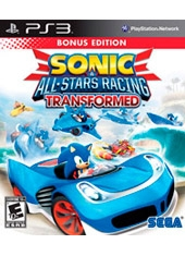 Sonic & All-Stars Racing Transformed PS3