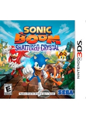Sonic Boom Shattered Crystal 3DS