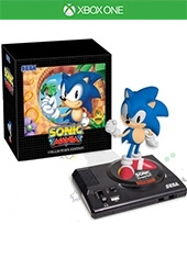 Sonic Mania Collectors Edition Xbox One