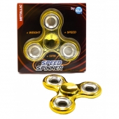 Spinner Speed Metallic Klu