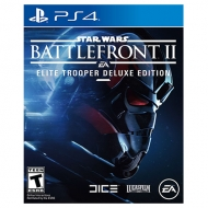 Star Wars Battlefront II Elite Trooper Edition PS4
