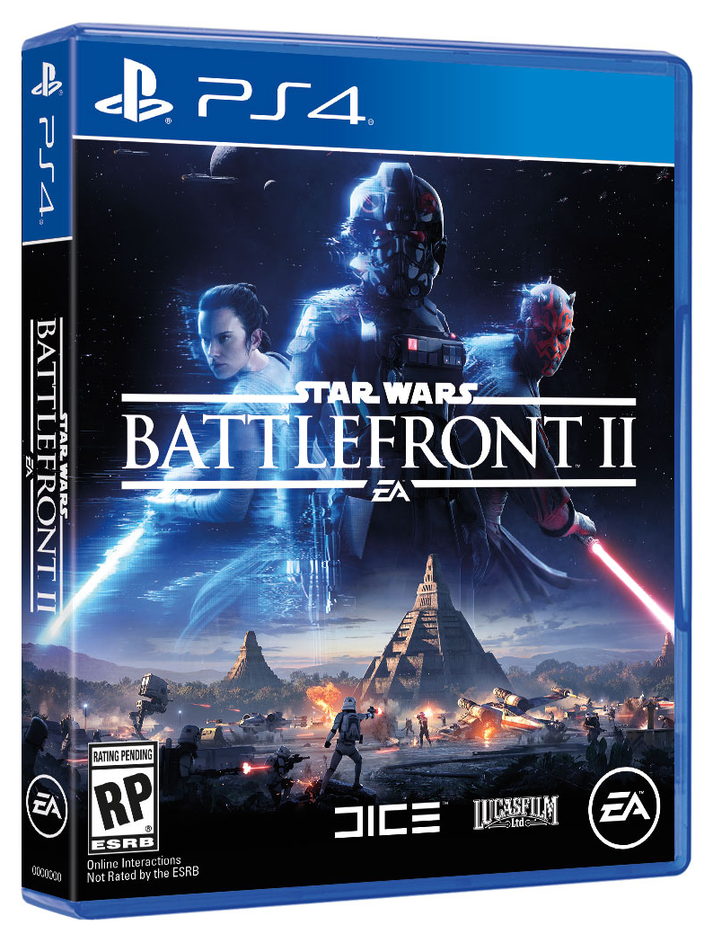 star wars battlefront ii ps4 microplay. Black Bedroom Furniture Sets. Home Design Ideas