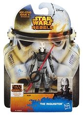 Figura Star Wars Saga Legends The Inquisitor