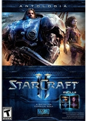 Starcraft II Anthology PC