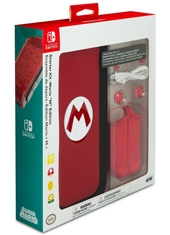 Starter Kit Nintendo Switch Mario M Edition