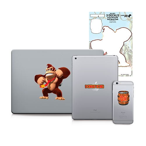 Sticker Decal Donkey Kong Jungle Rumble 3 Pack