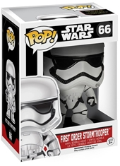 Figura POP! Star Wars The Force Awakens First Order Stormtrooper