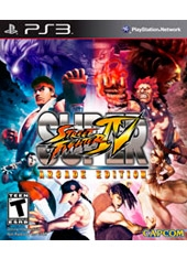 Super Street Fighter IV Arcade Edition PS3