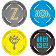 Switch Analog Grips 4 Pack Zelda Edition