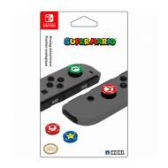 Switch Analog Grips 4 Pack Super Mario