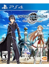 Sword Art Online Hollow Realization PS4