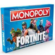 Tablero Monopoly Fortnite
