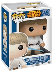 Figura POP! Star Wars Tatooine Luke