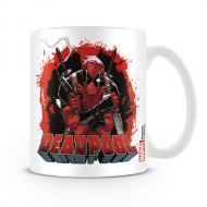Tazón Deadpool Smoking Gun