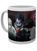 Tazón Death Note Characters