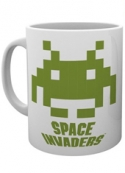 Tazón Space Invaders