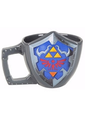Tazón The Legend of Zelda Hylian Shield