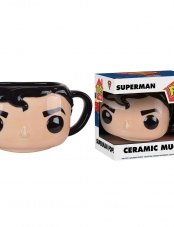 Tazon POP! DC Superman Ceramica