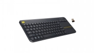 Teclado Wireless Plus Touch Logitech