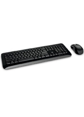 Teclado + Mouse Wireless Desktop 850 Microsoft