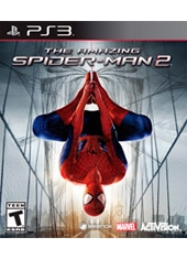 The Amazing Spiderman 2 PS3