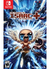 The Binding of Isaac Afterbirth+ Nintendo Switch