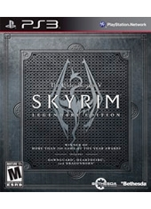 The Elder Scrolls V Skyrim Legendary Edition PS3