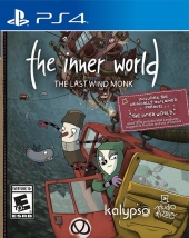 The Inner World The Last Wind Monk PS4