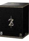 The Legend of Zelda Breath Of The Wild Master Edition Switch