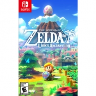 The Legend Of Zelda Link's Awakening Switch