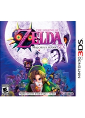 The Legend of Zelda Majoras Mask 3DS