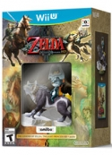 The Legend of Zelda Twilight Princess HD con Amiibo Wii U
