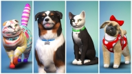 The Sims 4 Cats & Dogs Bundle Xbox One