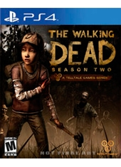 The Walking Dead Season 2 PS4